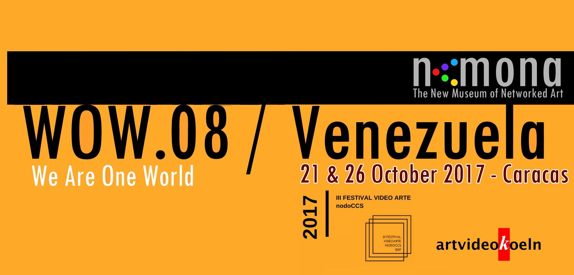 WOW.08 / Venezuela