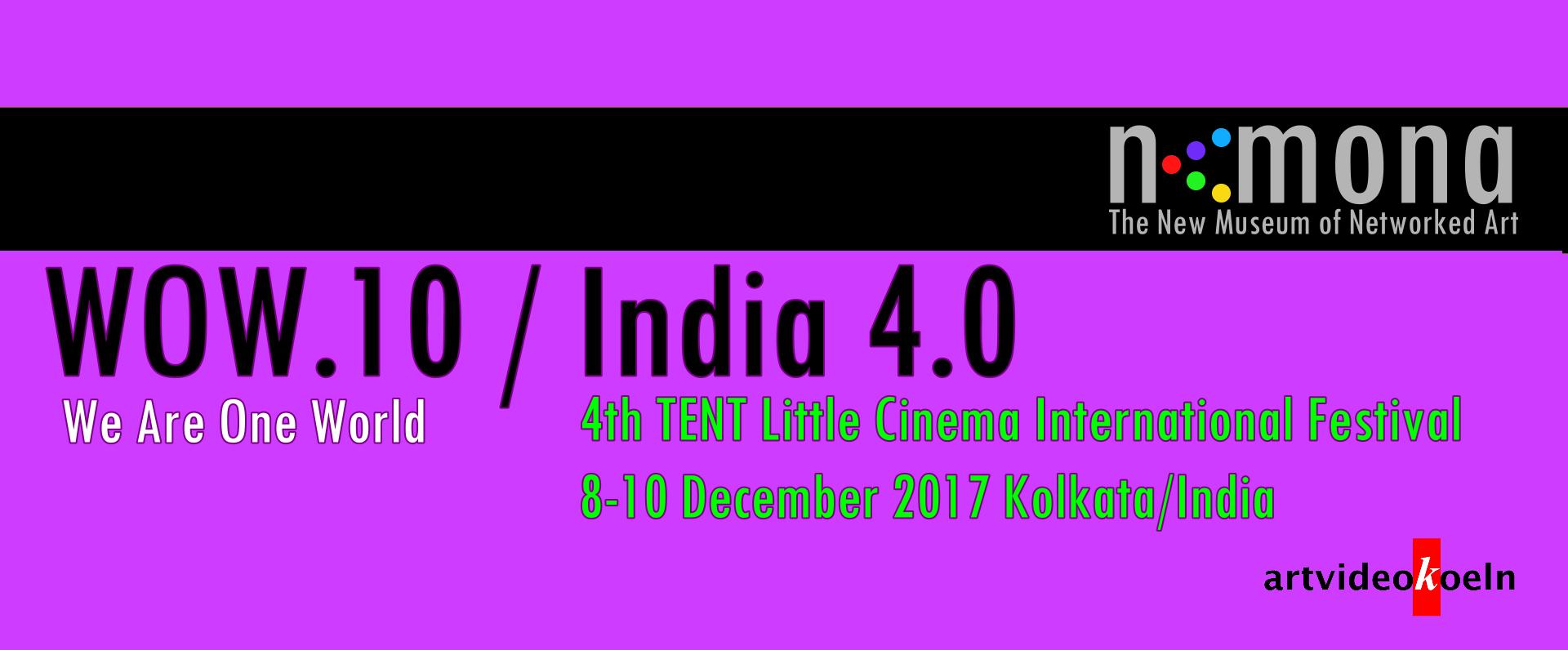 WOW.10 / India 4.0