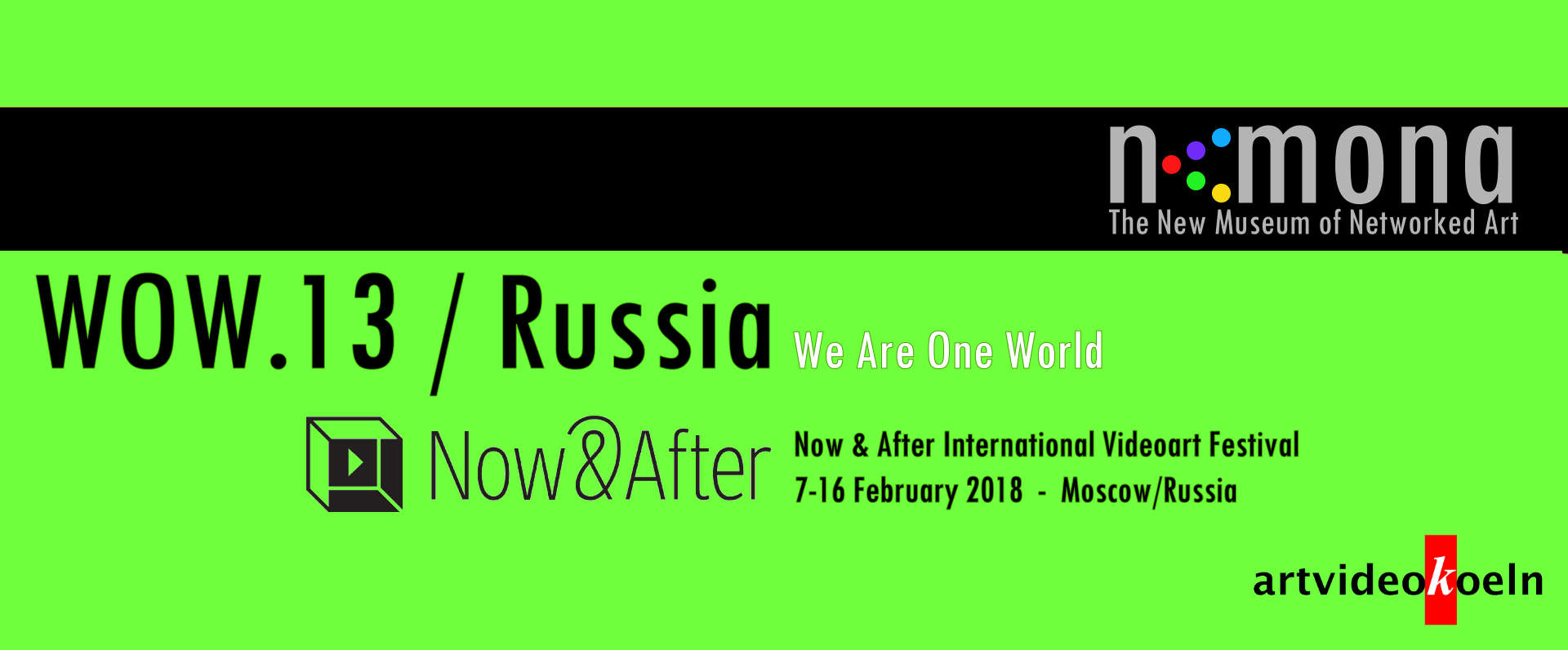 WOW.13 / Russia